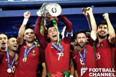 EURO2016を制したポルトガル代表