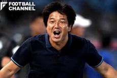ジュビロ磐田の名波浩監督。ジュビロ磐田のリーグ戦6連勝は、自身の現役時代以来となる