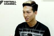 シーズンオフ中に都内でインタビュー取材に応じてくれた小林祐希