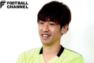 『ジュニアサッカーを応援しよう!VOL.46』(カンゼン)のインタビューに応じた大迫勇也