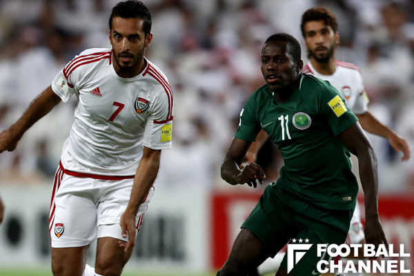 【サッカー】日本に強烈な追い風! サウジ、UAEに敗れて暫定首位浮上ならず…。日本のW杯出場の条件は?★6
