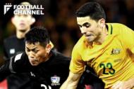 オーストラリア対タイ