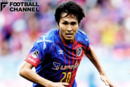 2015年にはFC東京に移籍。大久保、ウタカ、永井ら実力者とポジションを争っている
