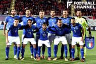 W杯出場をかけプレーオフに臨むことになったイタリア代表