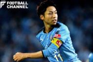仙台戦で劇的な2ゴールを決めた川崎フロンターレのFW小林悠