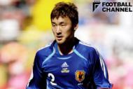 2006年ドイツW杯オーストラリア戦に出場したDF茂庭照幸。現在はルヴァン杯決勝進出を決めたセレッソ大阪でプレーしている【写真:Getty Images】