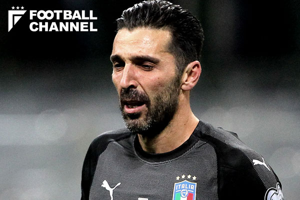 イタリア代表のジャンルイジ・ブッフォン【写真:Getty Images】