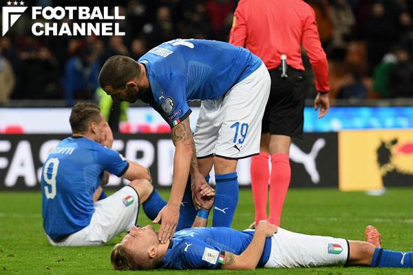 イタリア代表【写真:Getty Images】
