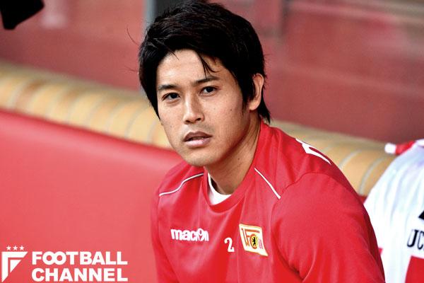 鹿島アントラーズへの移籍が発表された内田篤人【写真:Getty Images】