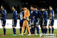 日本代表は韓国代表に1-4で惨敗した