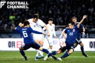 日韓戦は韓国代表が4-1で勝利した