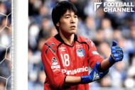 2017シーズン限りで現役引退となる藤ヶ谷陽介