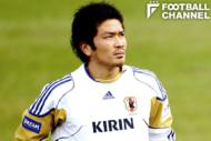 世代別代表には名を連ねなかったが、日本代表として2010年のワールドカップメンバー入りを果たした岩政大樹