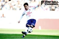 スーパーカップでゴールを奪ったセレッソ大阪MF清武弘嗣