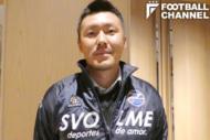 FC町田ゼルビアのクラブPRリーダーに就任した平本一樹