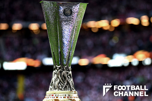 ヨーロッパリーグ【写真:Getty Images】