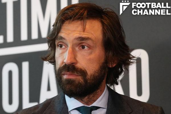 元イタリア代表のアンドレア・ピルロ氏【写真:Getty Images】