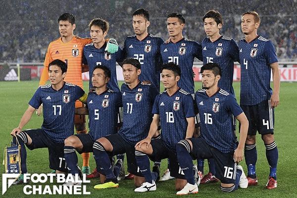 日本代表、W杯メンバー背番号が...