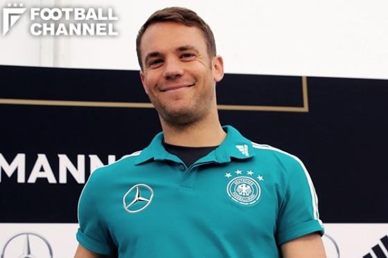ドイツ代表、W杯へ23人メンバー...