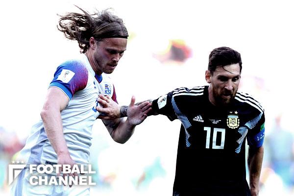 アイスランド対アルゼンチン