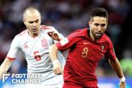 スペイン対ポルトガル
