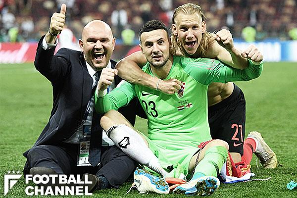 クロアチア代表【写真:Getty Images】