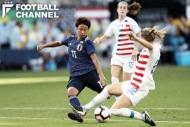 なでしこジャパンがアメリカ女子代表と対戦