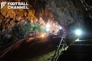 タイ洞窟、全員救助