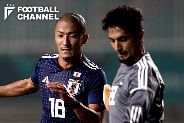 日本対UAE