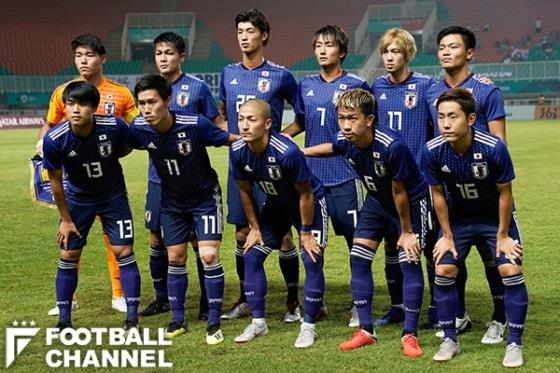 U-21日本代表