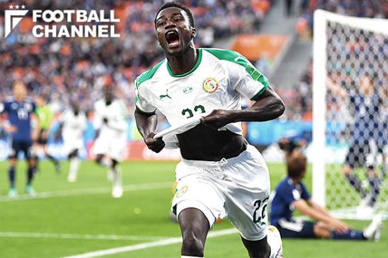 セネガル代表DFムサ・ワゲ