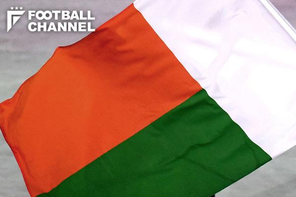 マダガスカル国旗