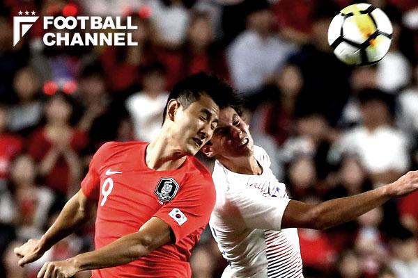 韓国対チリ