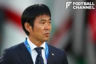 日本代表を率いる森保一監督【写真:田中伸弥】