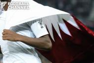 カタール代表ユニ着た罪で逮捕【写真:Getty Images】