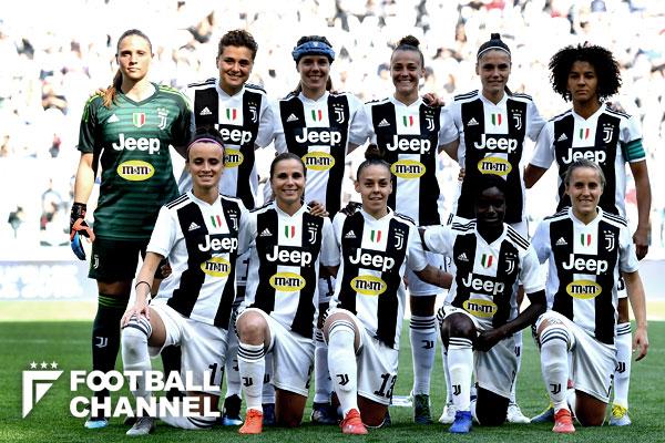 <イタリア>女子サッカー最多観客記録を大幅に更新!ユベントスの大一番に発表された観客数は3万9027人/4万1000人収容