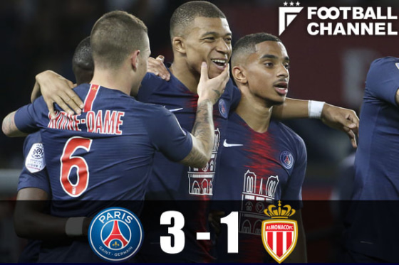 PSG、エムバペの3得点でリーグ優勝を祝う。ネイマールは1月以来の戦列復帰
