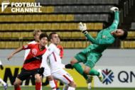 鹿島と慶南FC