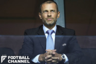 UEFAのアレクサンデル・チェフェリン会長