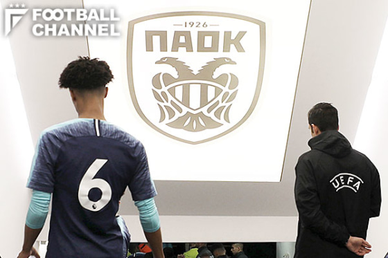 PAOKが34年ぶりにリーグ優勝