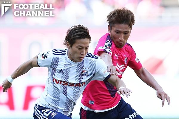 横浜F・マリノスはセレッソ大阪に0-3で敗れた【写真:Getty Images】