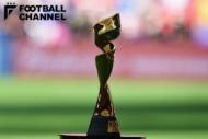FIFA女子ワールドカップトロフィー