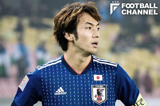 U-22日本代表、神谷優太