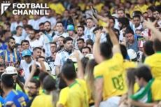 ブラジル アルゼンチン