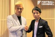 本田圭佑と十河宏輔CEO