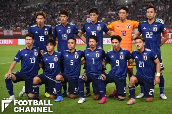 日本代表、もはやホームの親善試合に意味なし。明らかに手を抜く相手 ...