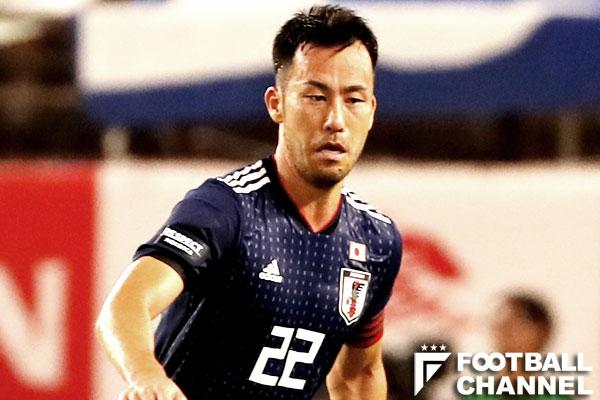 日本代表のキャプテンを務めるDF吉田麻也【写真:Getty Images】