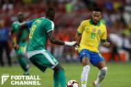 ブラジル代表対ナイジェリア代表